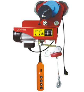 تصویر دستگاه بالابر برقی 500 کیلویی 4 کاره محک KX - 500 C
