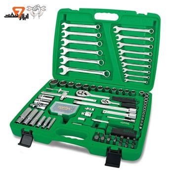 ست ابزار 106 پارچه تاپ تول مدل GCAI106B